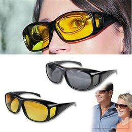 Очки и аксессуары - Очки HD vision wraparounds для вождения, 0