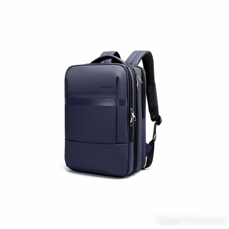 Бизнес рюкзак TGN Tigernu T-B3982 Blue по цене 2290₽ - Рюкзаки, фото 0