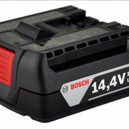 Аккумуляторы и зарядные устройства - аккумулятор на бош 14.4 вольт, 0