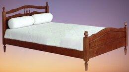 Кровати - Кровать из массива дерева (деревянная) комплект, 0