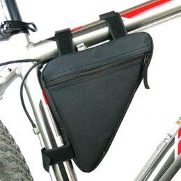 Велосумки - Сумка подрамная треугольная, 0