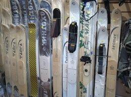 Аксессуары и комплектующие - Лыжи промысловые деревянные , 0