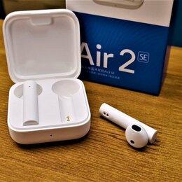 Наушники и Bluetooth-гарнитуры - Беспроводные наушники xiaomi airdots 2 SE, 0