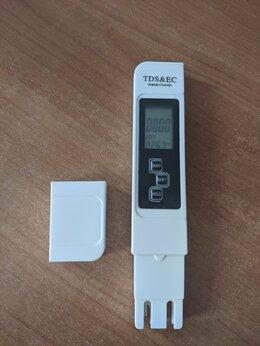 Аксессуары для готовки - Тестер воды солемер TDS & EC метр, 0