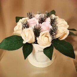 Цветы, букеты, композиции - Букет из мыльных роз , 0