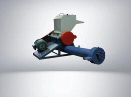 Производственно-техническое оборудование - Дробилка 37кВт для мягких отходов с моющим…, 0