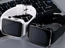 Мобильные телефоны - Телефон часы X6 обновленные, 0