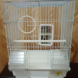 Клетки и домики - Клетка для попугая(ев). , 0