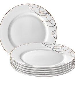 Тарелки - Набор десертных тарелок Esprado Leontina LEO0200…, 0