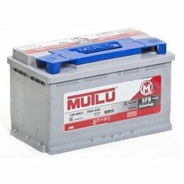 Аккумуляторы  - Аккумулятор автомобильный Mutlu SFB M2 6СТ-80.0…, 0