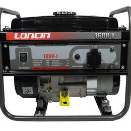 Электрогенераторы и станции - Генератор Loncin LC1600-JS, 0