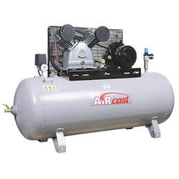 Воздушные компрессоры - Компрессор 690 л/мин, ресивера 270 л. Ремеза сб4Ф-270.LB50, 0