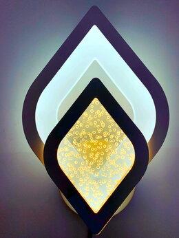 Бра и настенные светильники - БРА LED19185/1 30 W, 0