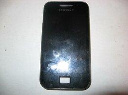 Мобильные телефоны - Samsung Ace S5830 La Fleur Wine Black White, 0
