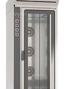 Жарочные и пекарские шкафы - Печь конвекционная Gierre BAKE 1600 E, 0