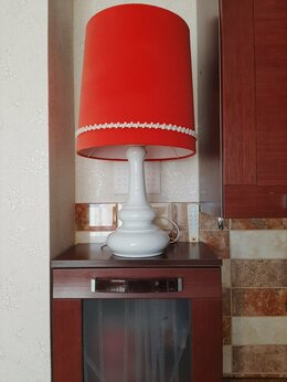 Настольные лампы и светильники - Лампа с абажуром Wallendorf, 0