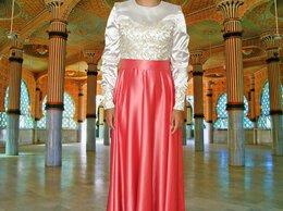 Платья - Платье на никах ( для мусульманской свадьбы ), 0