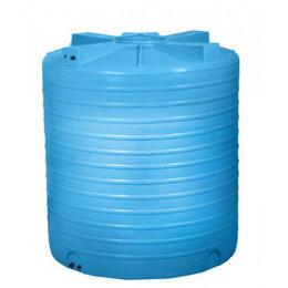 Бочки - Бочка пластиковая для воды ATV 5000 литров синяя…, 0