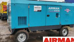 Аренда транспорта и товаров - Компрессоры Airman, 0