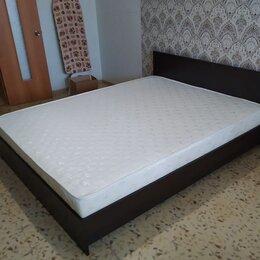 Кровати - Новая кровать с матрасом в наличии., 0