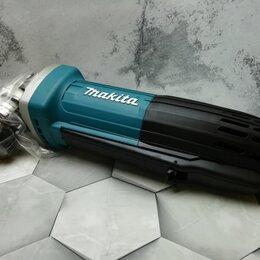 Шлифовальные машины - Угловая шлифмашина Makita GA5034 125mm, 0