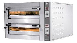 Жарочные и пекарские шкафы - Печь для пиццы Cuppone Donatello DN635/2CD, 0