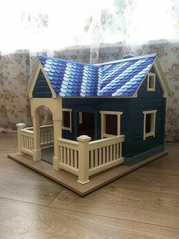 Лежаки, домики, спальные места - Домик для собаки/кошки, 0