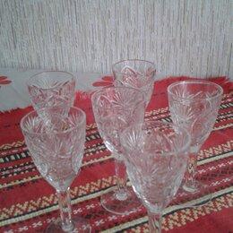 Бокалы и стаканы - Набор рюмок, 0