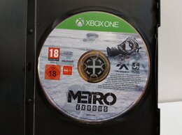 Игры для приставок и ПК - Игра для Xbox ONE Metro Exodus, 0