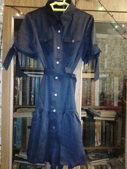 Платья - Продаю платье - рубашка,  новое. Размер 46, 0