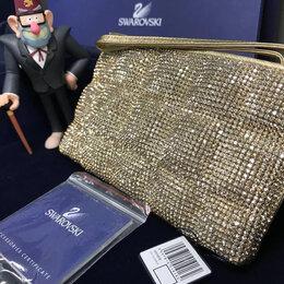 Сумки - Сумочка золото Swarovski 1001916, 0