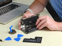 Аккумуляторы - Аккумулятор, батарея iPhone X/XS/Max - с заменой, 0