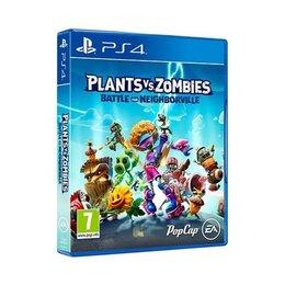 Игры для приставок и ПК - Plants vs. Zombies: Битва за Нейборвиль Диск[PS4], 0