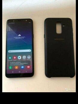 Мобильные телефоны - Samsung a6 plus, 0
