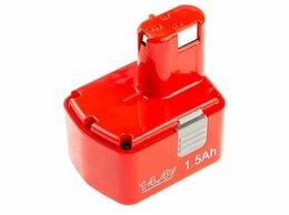 Аккумуляторы и зарядные устройства - Аккумулятор Hammer AKH1415 Ni-Cd 14.4 В 1.5 А·ч, 0