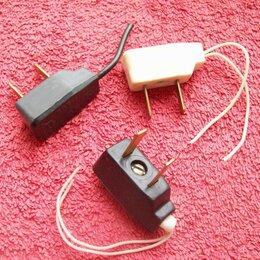 Радиоприемники - Вилка  ( ВПВ-1 ) для радиоточки , 0