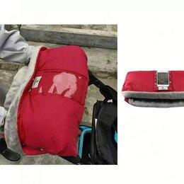 Аксессуары для колясок и автокресел - Новый муфтофон #1 для рук на коляску (красный), 0