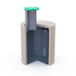 Септики - Септик 2200 литров комплект, 0
