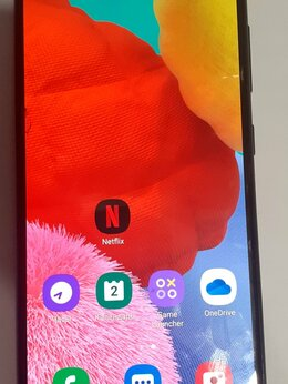Мобильные телефоны - Телефон SAMSUNG GALAXY A51 , 0