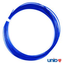 Расходные материалы для 3D печати - ABS пластик, цвет СИНИЙ, 1,75 мм., 10 метров., 0