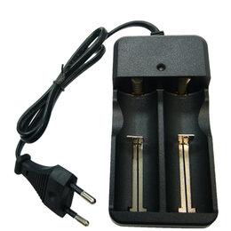 Аксессуары и запчасти для оргтехники - Зарядное устройство для аккумуляторов 18650/26650 , 0