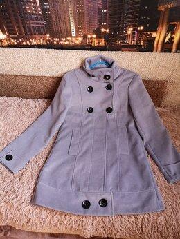 Пальто - Пальто женское новое Evantielin 46-48 размер, 0