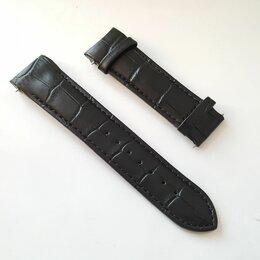 Ремешки для часов - Оригинальный кожаный ремешок для часов Tissot T035407A T035410A, без застежки, 0