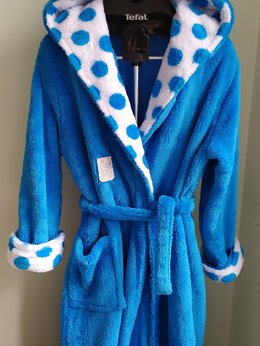 Домашняя одежда - Новый махровый халат 54 размер женский, 0