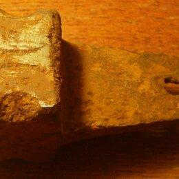 Прочий инвентарь и инструменты - Старинная бабка для отбивки косы, 0