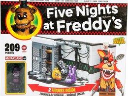 Игровые наборы и фигурки - Набор с Фредди и Фокси - Five Nights AT Freddy's, 0