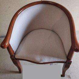 Кресла - Кресло чайное с подлокотниками А-10. Мягкая…, 0