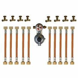 Элементы систем отопления - Газобаллонная установка для 10-ти баллонов 924 S…, 0