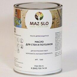 Масла и воск - Масло для стен и потолков, 0