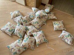 Покрывала, подушки, одеяла - Подушки-бортики для детской кроватки 19 штук, 0